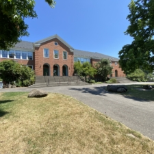 Portland Waldorf School view from the northeast