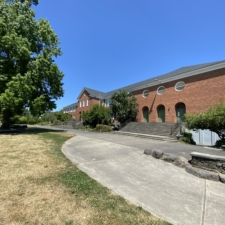 Portland Waldorf School view from the south