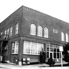West Linn City Hall 1983- Oregon Inventory of Historic Properties