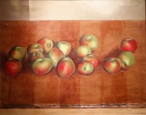 """Apples"" by Fred Adler"