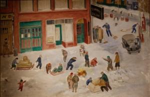 """First Snow"" by Neva Coffey"