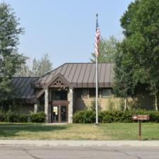 New Heber-Kamas Ranger Station - Heber City UT