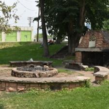Barbeque area, NE corner ofFairmont Park - Salt Lake City UT