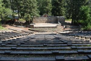 Theater in the Pines at Aspen Grove - Mt Timpanogos UT