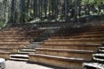 Mutual Dell amphitheater - Mt Timpanogos UT