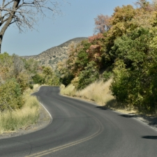 Mt. Nebo Loop Road, south of Payson - Mt Nebo UT