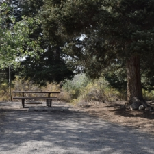 Campsite,Payson Lakes Campground - Mt Nebo UT