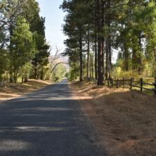 Highway 048 past Ponderosa Camp - Mt Nebo UT