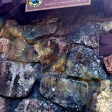 Sign on Gardner fire tower - Mt Tamalpais CA