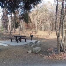 Maple Lake Campground - Mt Nebo UT
