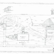 Glen Stanton's Landscape Drawings - Barclay and McLoughlin Houses