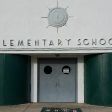 Elementary School Entrance, Durant Public School - Durant MS