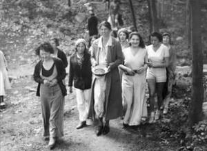 Camp TERA, 1934
