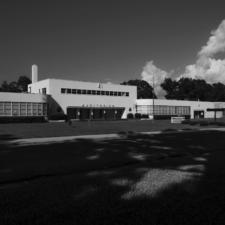 Durant School c. 1942 - Durant MS