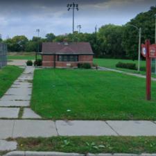 Lincoln Field, WPA Fieldhouse,Milwaukee, WI
