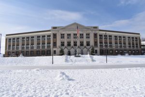 Lake Placid Middle High School 2020.